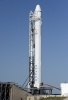 Фоторепортаж: «Первый частный космический корабль Dragon»