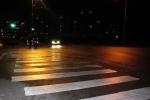 Фоторепортаж: «светоотражатели для пешеходов»