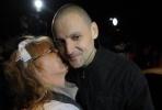 Алексей Навальный и Сергей Удальцов вышли из спецприемника: Фоторепортаж
