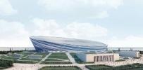 Стадион на Крестовском - новый проект: Фоторепортаж