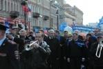 Фоторепортаж: «Первомайское шествие в Петербурге »