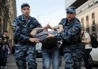 Задержание оппозиционеров в день инаугурации Путина: Фоторепортаж