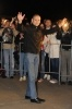 Фоторепортаж: «Алексей Навальный и Сергей Удальцов вышли из спецприемника»