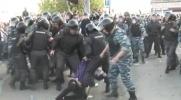 Фоторепортаж: «Избиение на Болотной площади 6 мая»