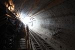 "Фоторепортаж: «прокладка тоннеля метро ""Спасская""»"
