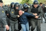 "Фоторепортаж: «Разгон ""Марша миллионов""»"
