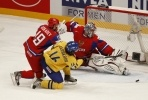 Чемпионат мира по хоккею 2012: Россия – Швеция - 7:3: Фоторепортаж