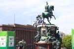 Фоторепортаж: «Мотофристайл на Исаакиевской»