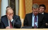 Путин и Кудрин: Фоторепортаж