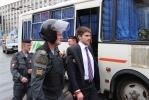 Организаторов акции в поддержку Владимира Путина задержал ОМОН: Фоторепортаж