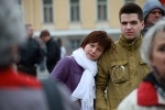 """Флешмоб """"Белая Дворцовая"""": Фоторепортаж"""