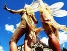 блондинки: Фоторепортаж