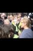 Фоторепортаж: «Ксения Собчак на акции оппозиции»
