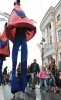 Карнавал на Невском проспекте: Фоторепортаж