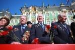 Парад победы в Петербурге 2012: Фоторепортаж