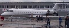 Фоторепортаж: «Самолет CRJ200»