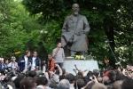 Фоторепортаж: «Народные гуляния на Чистых прудах: Басманный суд обязал прекратить акцию оппозиции на Чистых прудах»