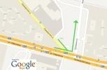 Внимание! Схема организации движения транспорта в районе Приморского транспортного узла.: Фоторепортаж