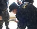 В Колпино нашли ракетный снаряд, 23 мая 2012: Фоторепортаж