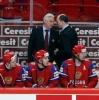 Чемпионат мира по хоккею 2012: Россия-Норвегия, четвертьфинал: Фоторепортаж
