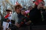 Парад ветеранов на Невском: Фоторепортаж