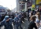 Фоторепортаж: «Задержание оппозиционеров в день инаугурации Путина»