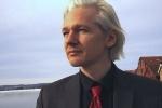 Фоторепортаж: «Основатель WikiLeaks Джуллиан Ассанж»