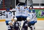 Фоторепортаж: «Чемпионат мира по хоккею 2012: Финляндия-США, четвертьфинал»