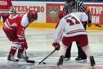 Путин играет в хоккей: Фоторепортаж
