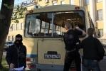 Фоторепортаж: «нападение на геев в Петербурге»