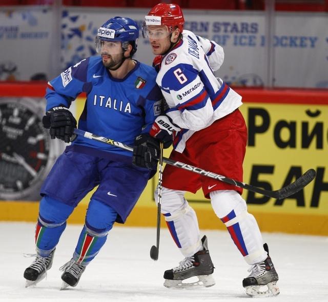 Чемпионат мира по хоккею 2012: Россия-Италия: Фото