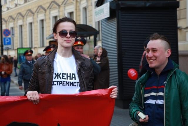Шествие по Невскому проспекту: Фото