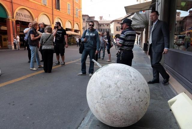 Землетрясение в Италии 29 мая 2012 года: Фото