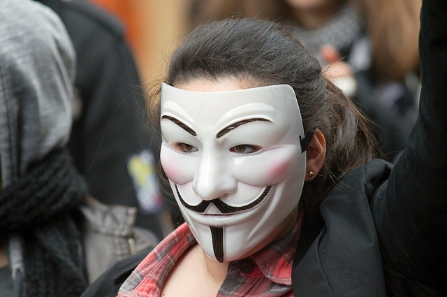 Anonymous: Фото