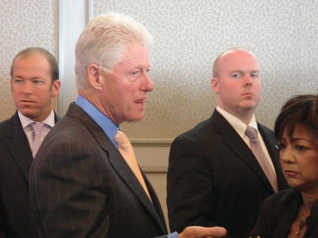 Билл Клинтон: Фото
