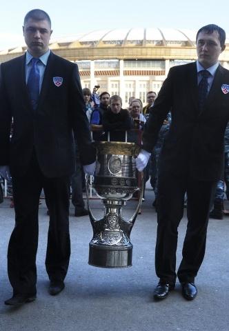 Кубок Гагарина: Фото