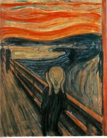 Мунк и его картины: Фото