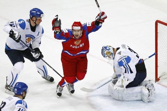 Чемпионат мира по хоккею 2012: Россия - Финляндия: Фото