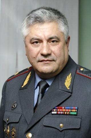 Глава МВД Владимир Колокольцев: Фото