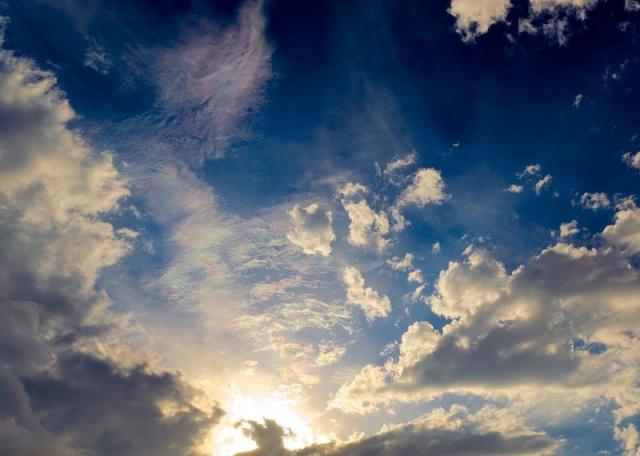 Облака, тучи: Фото