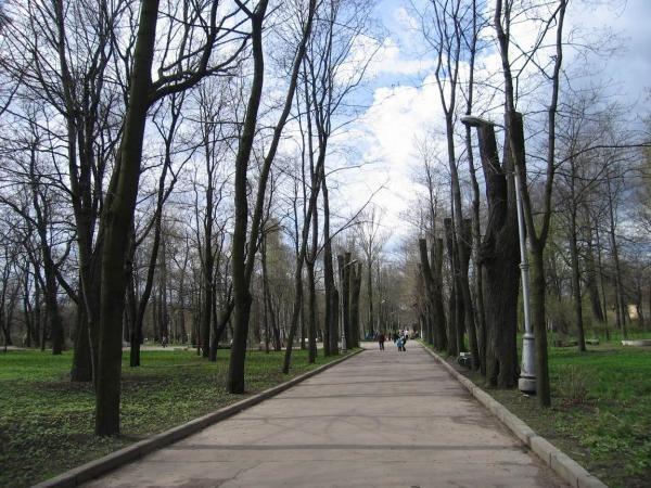 Парк Бабушкина: Фото