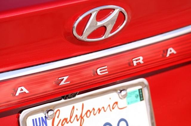Hyundai Grandeur: Фото