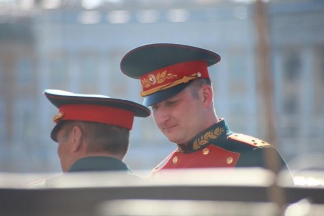 Генеральная репетиция парада победы 2012.: Фото