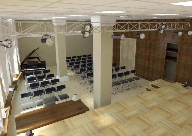Областной академический театр: Фото