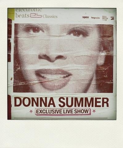 Донна Саммер: Фото