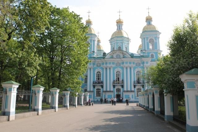 Патриарх Кирилл в Никольском соборе, 22 мая 2012: Фото
