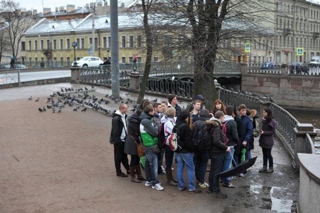 Авторские экскурсии по Петербургу: Фото