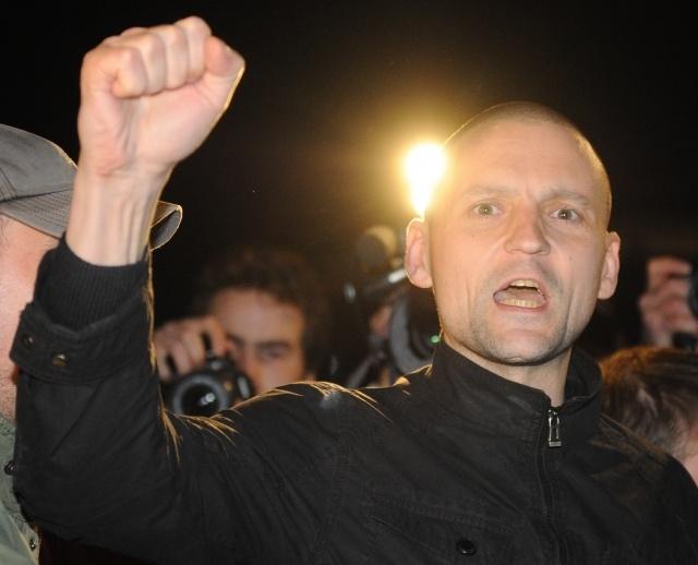 Сергей Удальцов: Фото