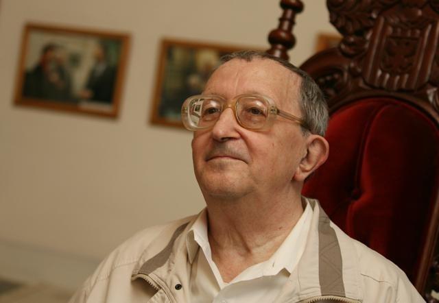 Блоги. Борис Натанович Стругацкий