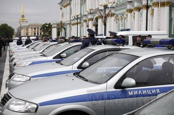 Полиция Петербурга: Фото